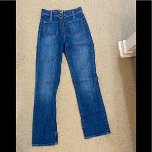 Denim forum jeans from Aritzia size 24